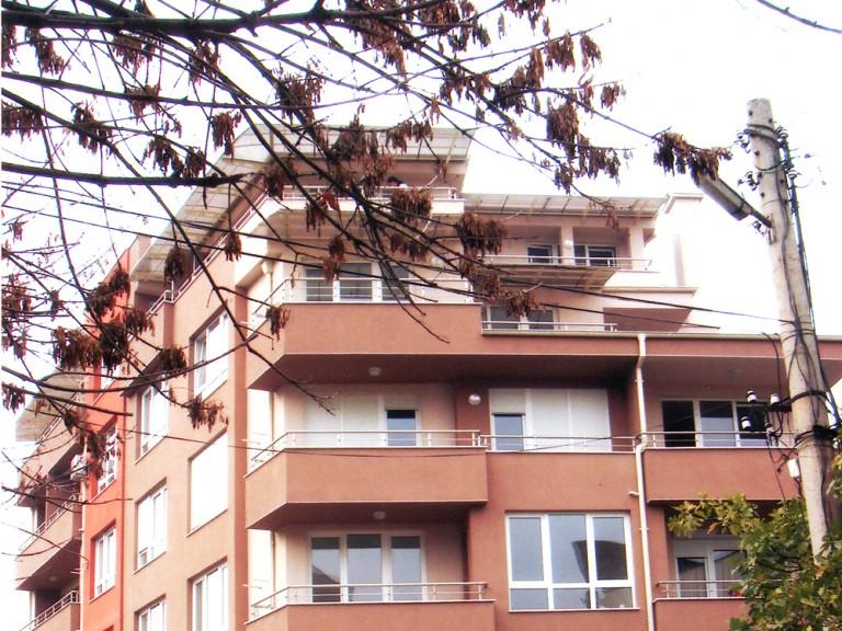 "Жилищна сграда ул.""Николай Хайтов"""
