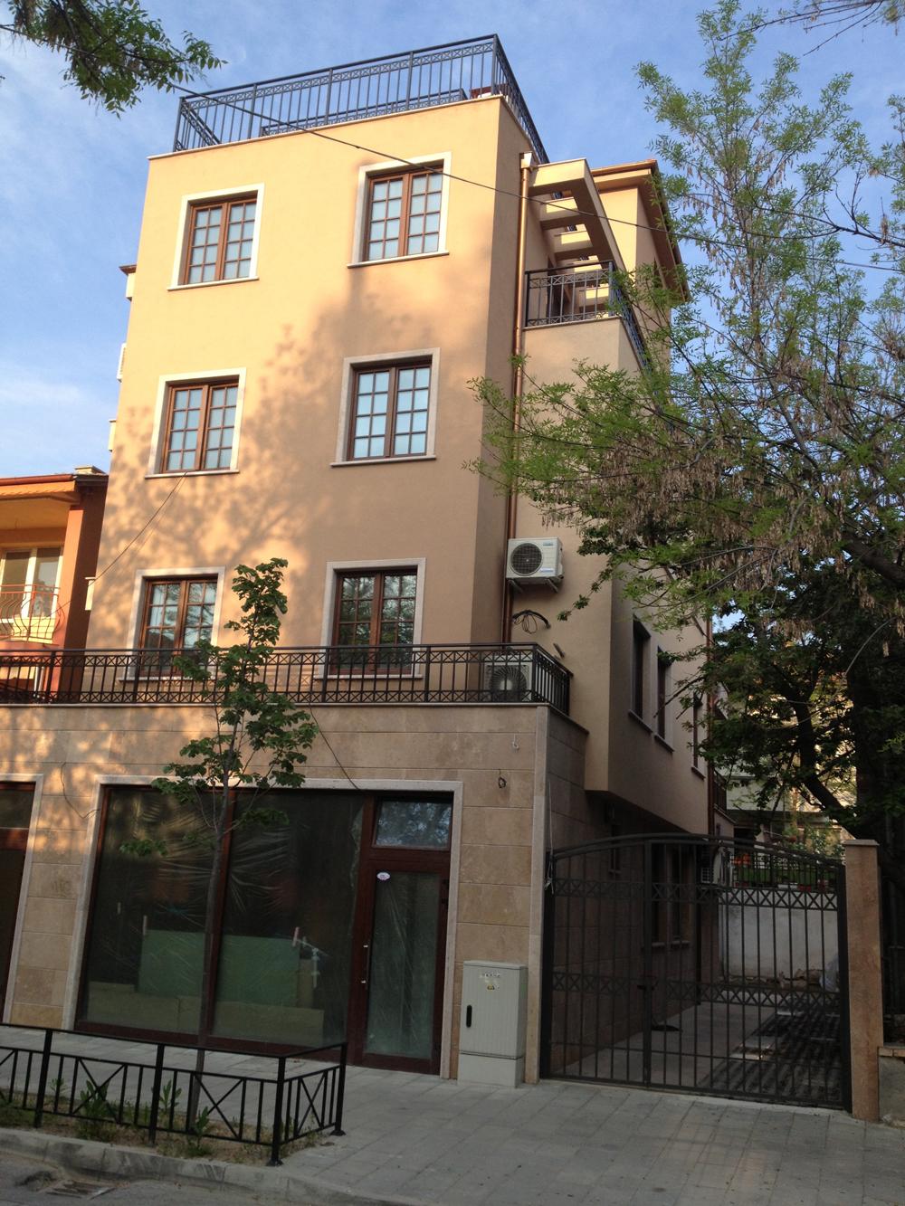 """Residential building """"Petko D. Petkov"""" Str."""