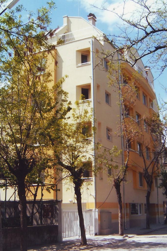 "Жилищна сграда ул. ""Стоян Михайловски"""