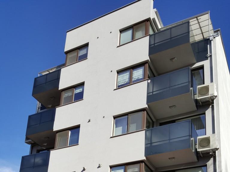 "Residential building ""Ilarion Makariopolski"" Str."