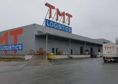 """Логистичен център """"TMT LOGISTICS"""""""