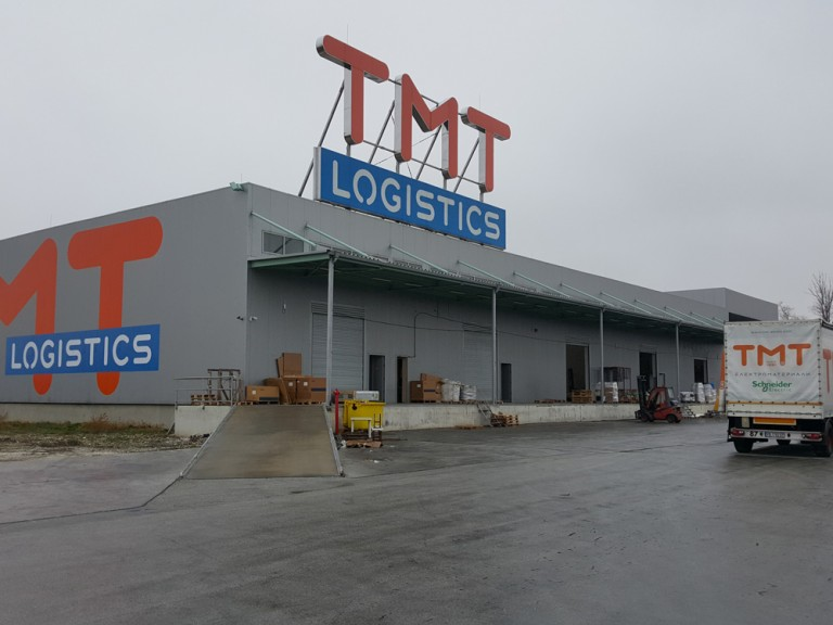 "Logistic center ""TMT LOGISTICS"""