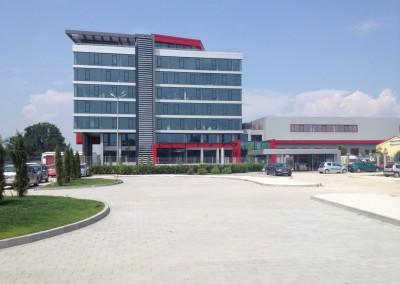"""Office building """"KT International"""""""