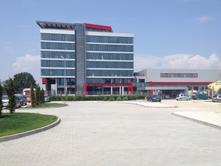 "Office building ""KT International"""