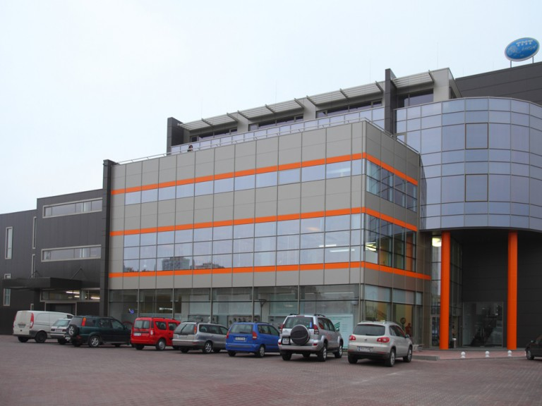 "Office building ""TMT-ELKOM"""