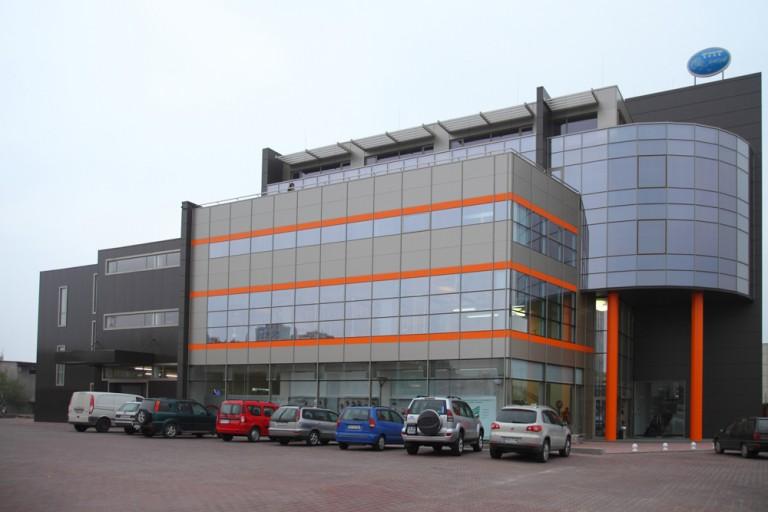 """Офис сграда """"ТМТ-ЕЛКОМ"""" ЕООД"""