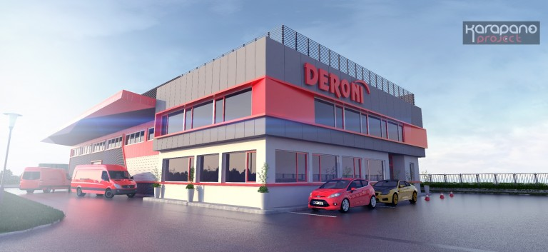 "Warehouse "" DERONI """