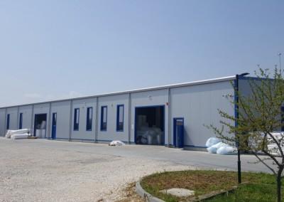Производствена база за пластмаси