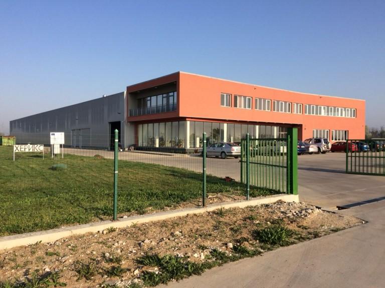 Цех за производство на вентилатори и складова база