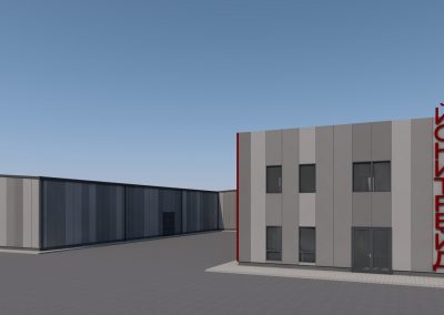 Складова база за строителни материали